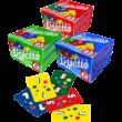 Ligretto piros, bővíthető gyorsasági kártyajáték 8 éves kortól - Schmidt Spiele