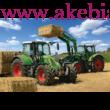 Mezőgazdasági gépes kirakó 100db, Fendt - Schmidt Spiele