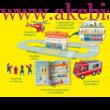 Építsd fel! - Tűzoltóság - Könyv és játék egyben