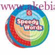 Pörgős Szavak - Speedy Words - kártya és társasjáték 6 éves kortól