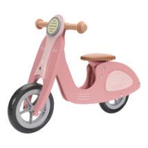 Robogó Scooter, Pink - Scooter hout Pink - Little Dutch