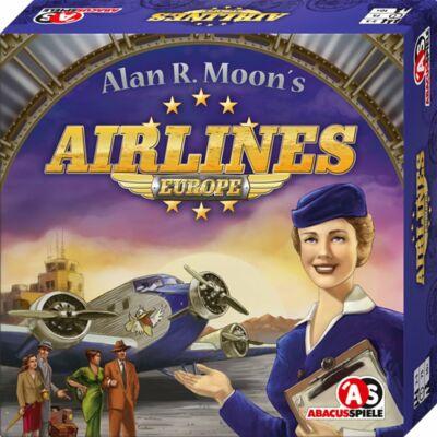 Airlines Europe, gazdasági társasjáték 10 éves kortól - Abacus Spiele
