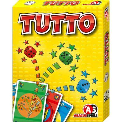 TUTTO dobókockajáték kártyákkal 8 éves kortól - Abacus Spiele