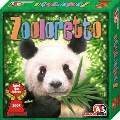 Zooloretto taktikai, stratégiai társasjáték 8 éves kortól - Abacus Spiele