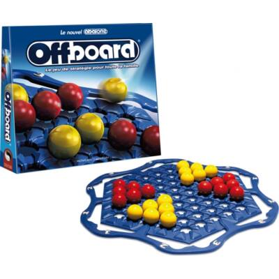 ABALONE Offboard kombinálós és taktikai társasjáték 7 éves kortól - Asmodee