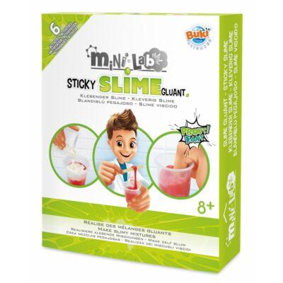 MINI LAB, Slime készítés - BUKI