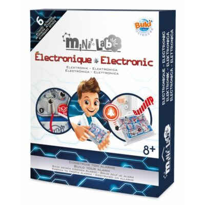 MINI LAB, Elektronika - BUKI