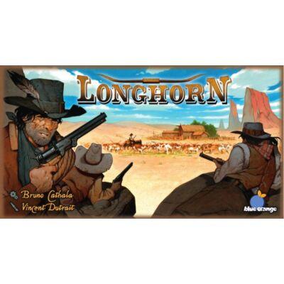 Longhorn, stratégiai játék 8 éves kortól - Blue Orange