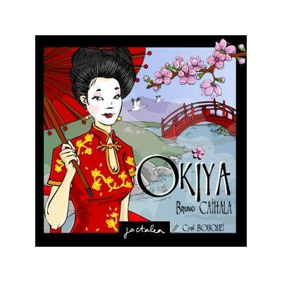 Okiya, stratégiai kétszemélyes játék 7 éves kortól - Blue Orange
