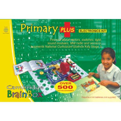 BrainBox elektronikai Alap Plus (Primary Plus 2) - Cambridge BrainBox