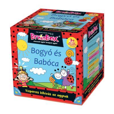 Brainbox Bogyó és Babóca, egyedüli- vagy társasjáték - Brainbox