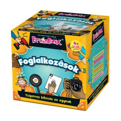 Brainbox Foglalkozások, egyedüli- vagy társasjáték - Brainbox