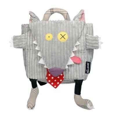 Deglingos hátitáska: BIGBOS - a farkas