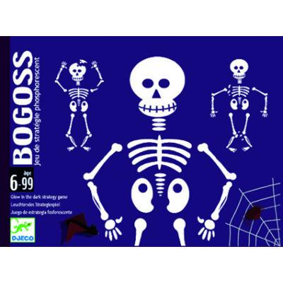 Bogoss – antropológiai FOSZFORESZKÁLÓ kártyajáték  6 éves kortól - Djeco