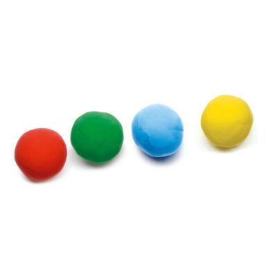 Gyurmaszett 4 tégely gyurmával 2 éves kortól, 4 tubs of play dough - Djeco