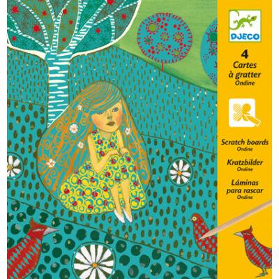Ondine karctechnika 6-13 éves korig, Ondine - Djeco design by