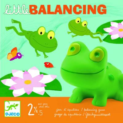 Egy kis egyensúlyozás, Little balancing társasjáték 2 és fél éves kortól - Djeco