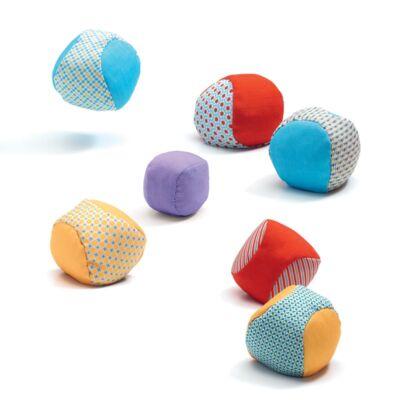 Célzó játék - Puha pétanque - Soft pétanque - Djeco
