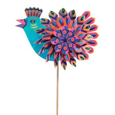 Szélkerék - Paradicsommadár - Paradise Bird - Djeco