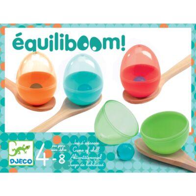 Tojásfutam játék - Equiliboom - Djeco