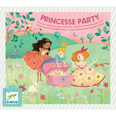 Partijáték - Hercegnő party - Princesse Party - Djeco