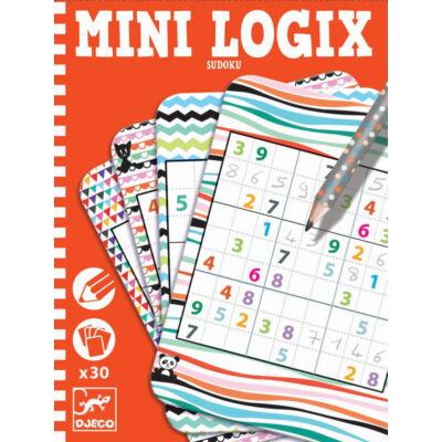 Mini logika: Sudoku - Mini Logix: Sudoku - Djeco