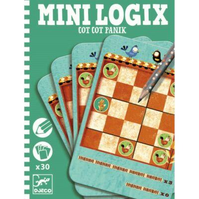 Mini logika: Cot cot panic - Mini Logix: cot cot panic - Djeco