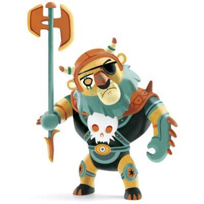 Lovag, oroszlánbőrben - Maximus - Djeco/Arty Toys