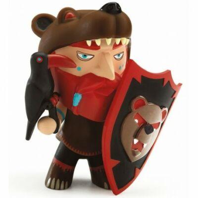 Lovag, medve álarccal - Goran - Djeco/Arty Toys