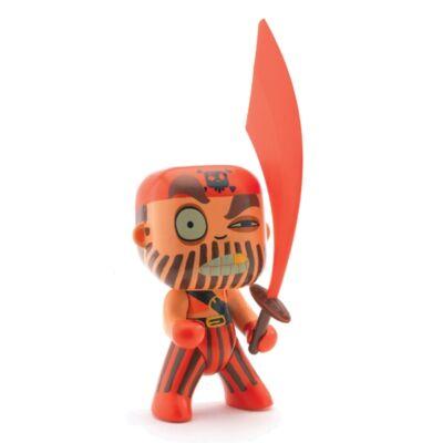 Kalóz - Captain red- Djeco/Arty Toys