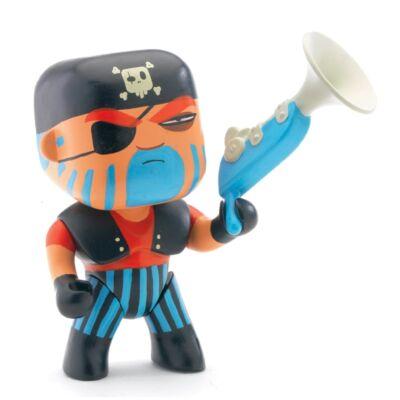 Kalóz puskával - Jack skull - Djeco/Arty Toys