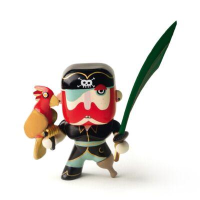 Kalóz papagájjal - Sam Parrot - Djeco/Arty Toys