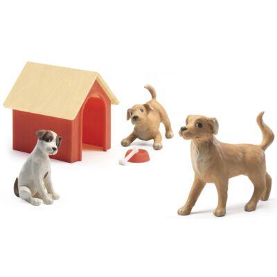A kutyák - Dogs - Djeco