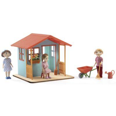 A kerti ház - Garden playhouse - Djeco
