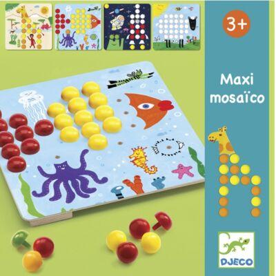 Pötyi mozaik - Maxi-mozaik - Mosaico maxi - Djeco