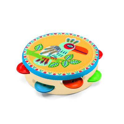 Csörgődob, Tambourine 2 éves kortól - Djeco