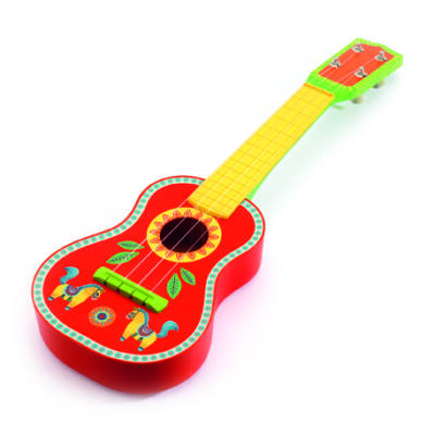 Ukulele-gitár, Ukulélé 3 éves kortól - Djeco