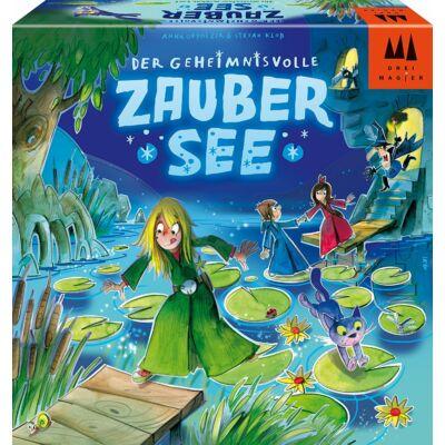 A titokzatos varázstó társasjáték 5 éves kortól - Drei Magier Spiele