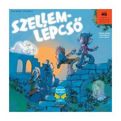 Szellemlépcső, társasjáték 4 éves kortól - Drei Magier Spiele