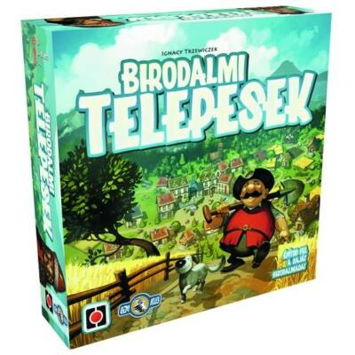 Birodalmi Telepesek, kártyagazdálkodós társasjáték 10 éves kortól