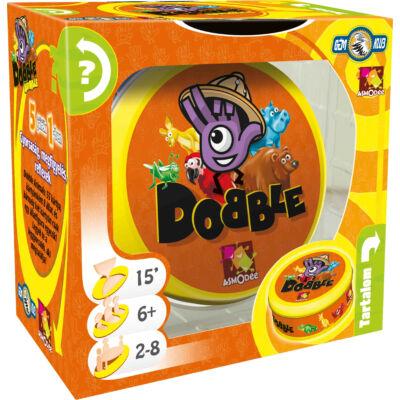 Dobble Animals kártya és társasjáték 6 éves kortól - Asmodee