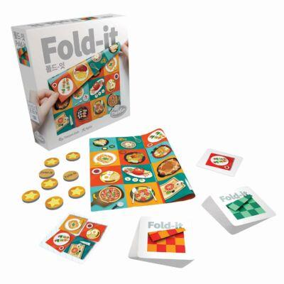 Fold it, absztrakt logikai játék 8 éves kortól - ThinkFun