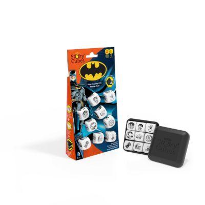 Sztorikocka Batman,Story Cubes BATMAN - Creativity Hub