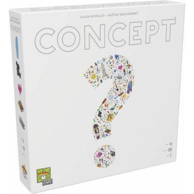 Concept, kommunikációs-asszociációs partijáték 10 éves kortól - Asmodee