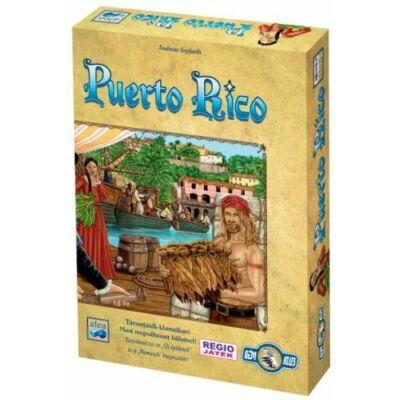 Puerto Rico, stratégiai társasjáték 12 éves kortól - Alea