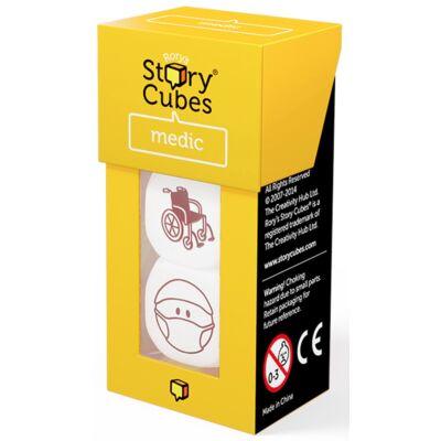 Sztorikocka kiegészítő MEDIC,Story Cubes - Creativity Hub
