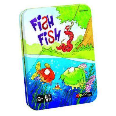 Fish Fish kártyajáték 8 éves kortól - Gigamic