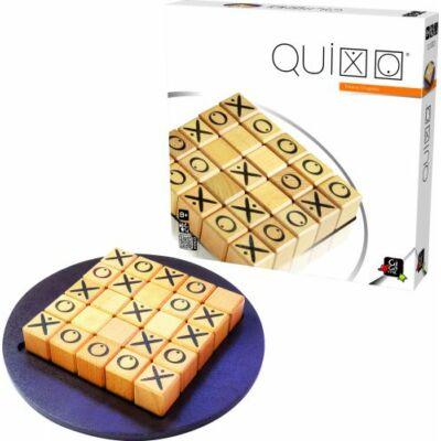 Quixo Classic taktikai, kombinálós társasjáték 6 éves kortól - Gigamic