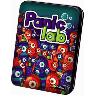Panic lab kártyajáték 8 éves kortól - Gigamic