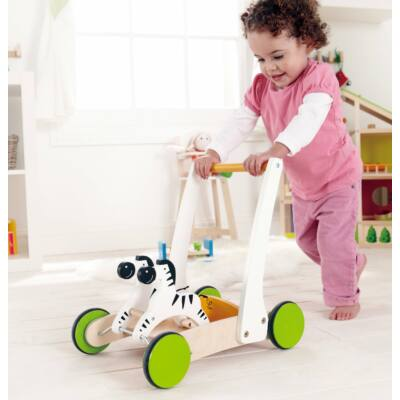 Zebra járássegítő, 1 éves kortól - HAPE